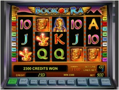 online slot machine book of ra mit echtgeld